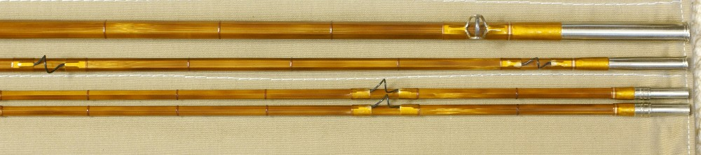 Vintage Thomas and Thomas Limited Edition Fly Rod, J.D. Wagner, Agent